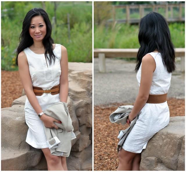 834f04522117 Sydney s Fashion Diary  Little White Summer Dress