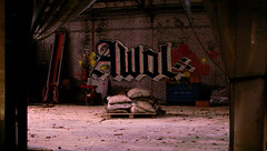 AWOL (SLICER AWOL) Tags: paris france abandoned awol slicer awolcrew