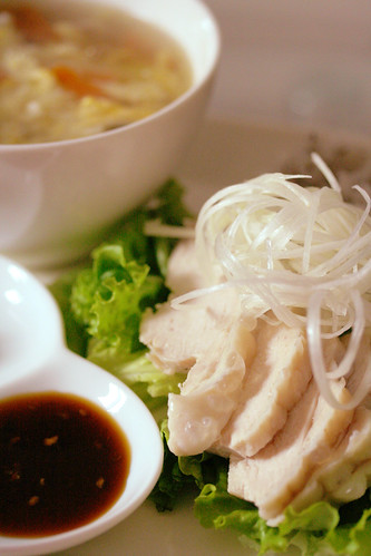 chiken & soup