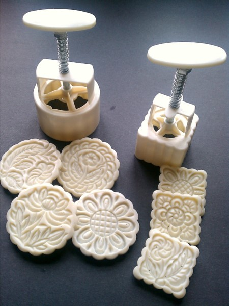 Mooncake Molds
