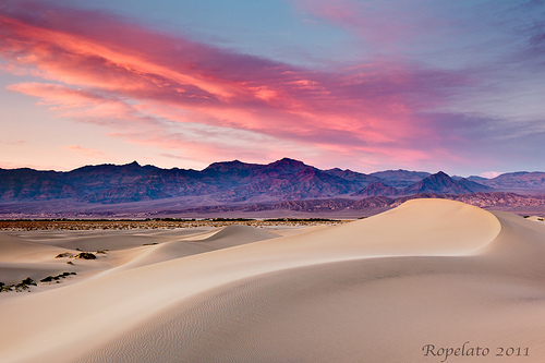The Other Side, Mesquite Dunes, DV National Park