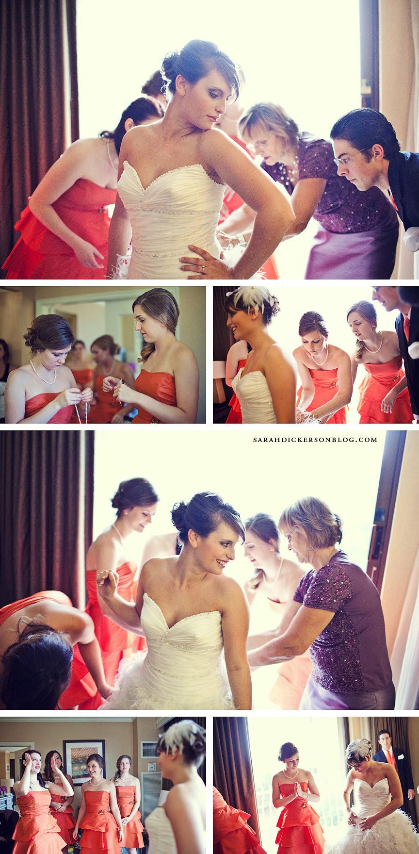 Kansas City wedding photographers Intercontinental