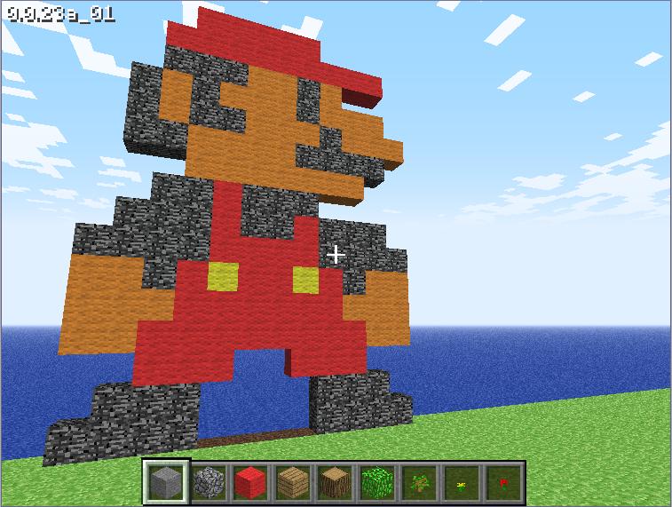 Minecraft Beta Preview