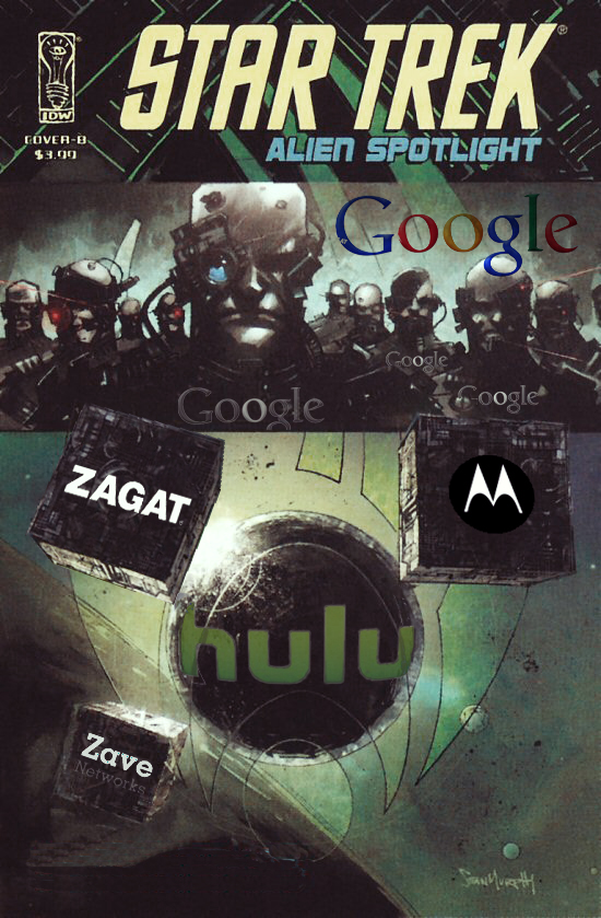 Google as Borg
