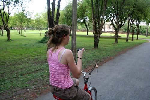 Thailand 9 bike ride