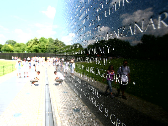 Vietnam War Veteran's Memorial