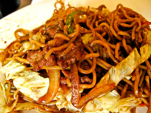 IMG_2510 干炒牛肉手工拉面, Hong Kong fried noodle with beef