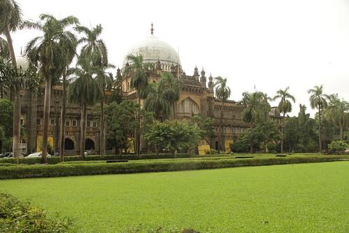 Exterior of Prince of Wales Museum, Mumbai