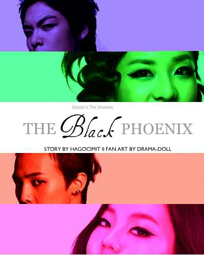 (10-32) The Black Phoenix by Drama-Doll