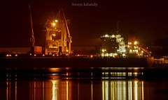 Night time is my Time........ (aroon_kalandy) Tags: city urban lake color beauty night reflections lights time kerala structure elegant ernakulam aroonkalandy best4gpin bestphoto4gpinaug2011 boatgetty
