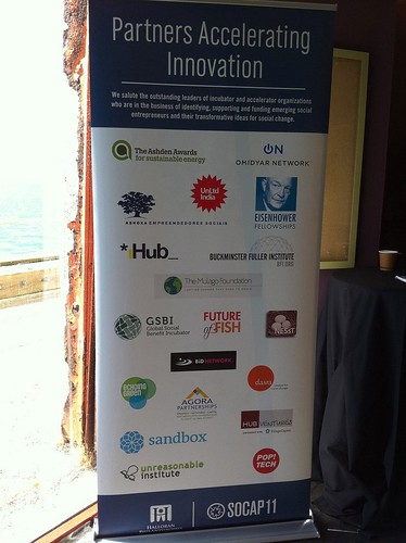 Social innovation incubator & accelerator programs (SOCAP11)