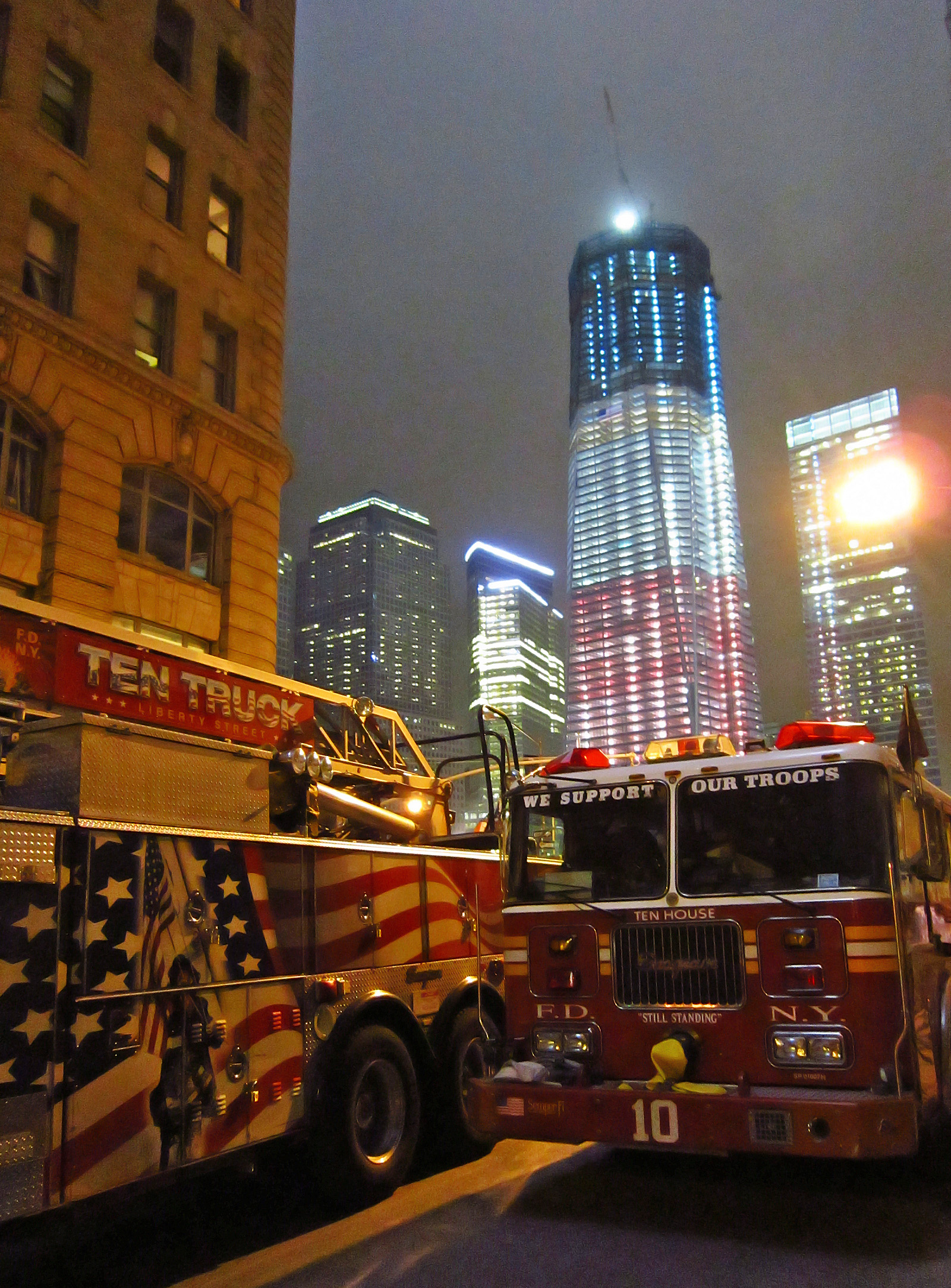 FDNY & One World Trade