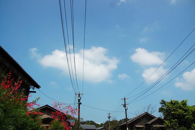 2011.09.10 台北 / 林口霧社街