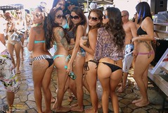 Queen Kapiolani Hotel Pool Party 9_11_11