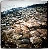 Giants Causeway in Northern Ireland