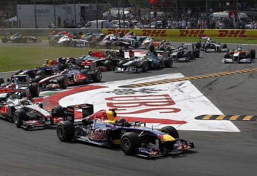 2011 F1 Italian Grand Prix