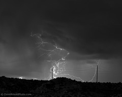 2011 Monsoons - The Gap shoot - The mad scientist (Dave Arnold Photo) Tags: arizona usa storm southwest us photo image picture gap az pic images photograph monsoon thunderstorm lightning lightening thunder badweather ariz severeweather westernus nightlightning davearnold monsoonal davearnoldphotocom severelightning gaparizona