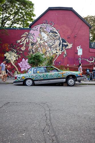 Kensington Car