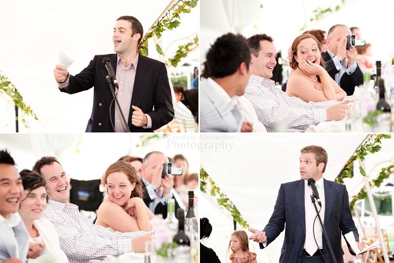 046 village fete wedding