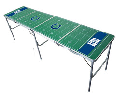 Indianapolis Colts Tailgating, Camping & Pong Table
