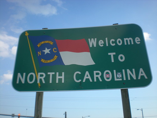 Welcome to NC Blue Lollipop Road!