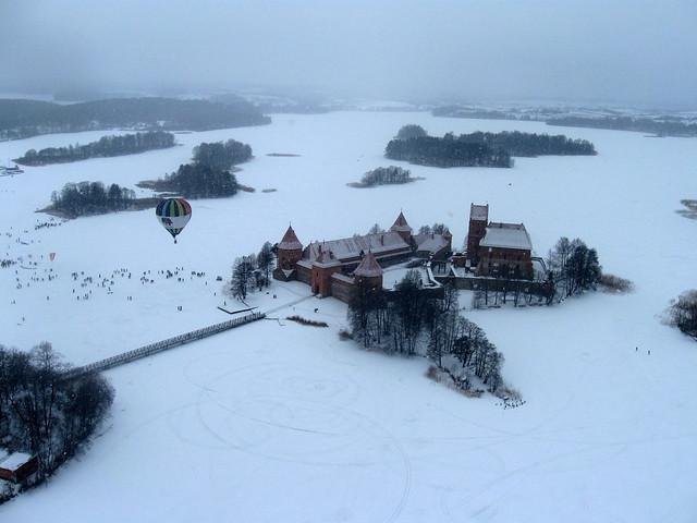 Parque Histórico Nacional Trakai
