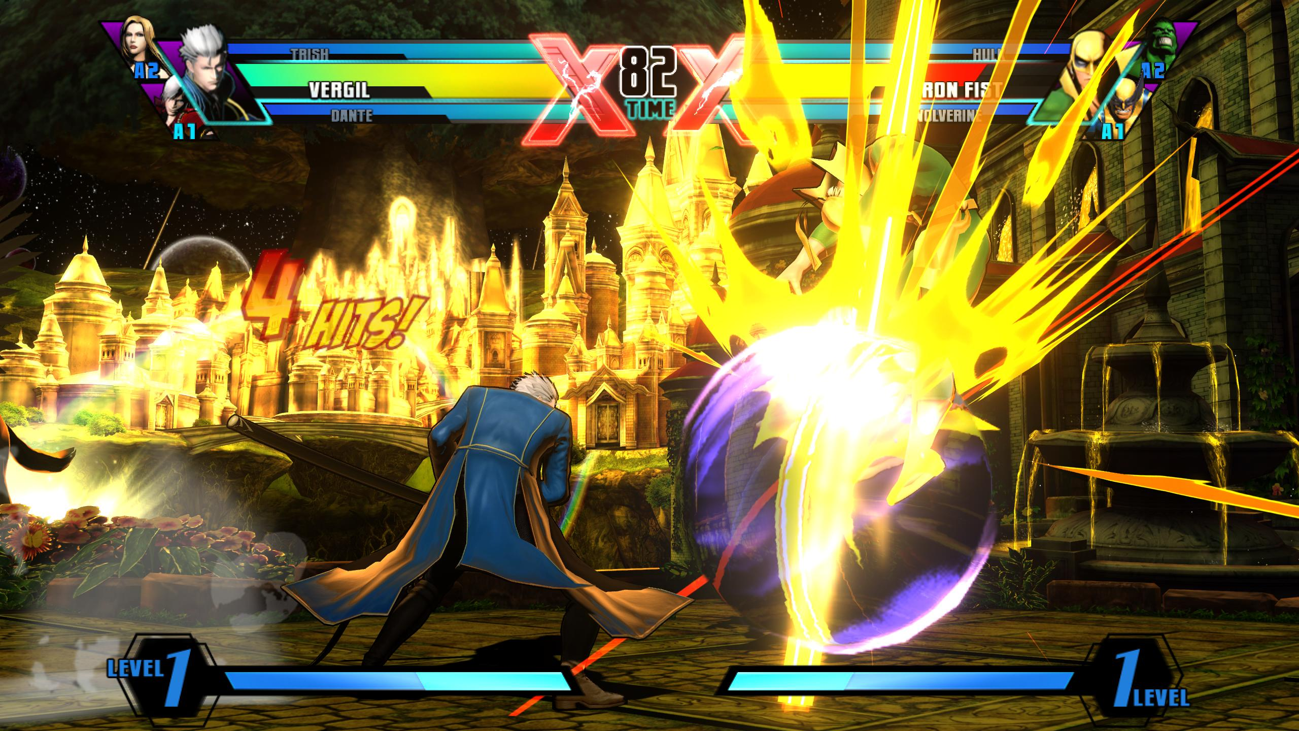 Vergil dans Ultimate Marvel vs. Capcom 3 6150587405_01ab3488ee_o