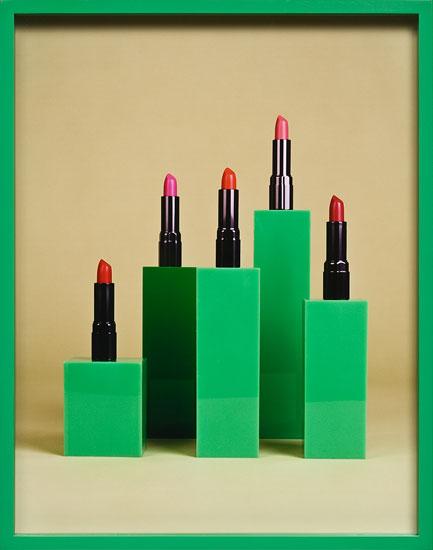Elad Lassry, Lipstick, 2009