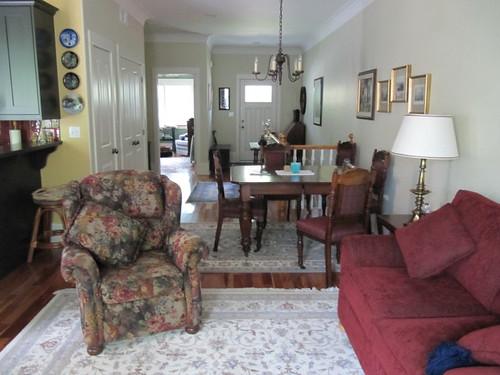 Kay's living room