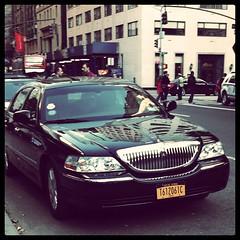 Un Lincoln, icono neoyorquino que desaparece