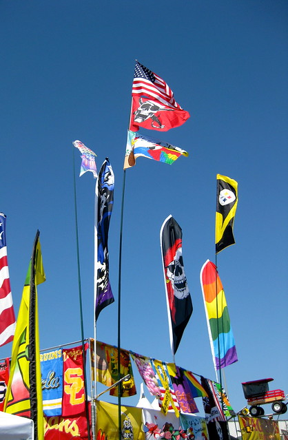 drollgirl fair flags
