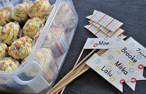 kid cupcakes