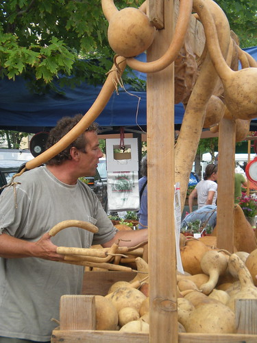 The Gord Man: Madison Farmer's Market