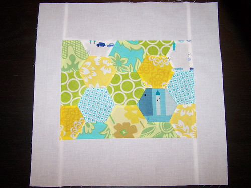 4x5 Bee: Block for Kelly