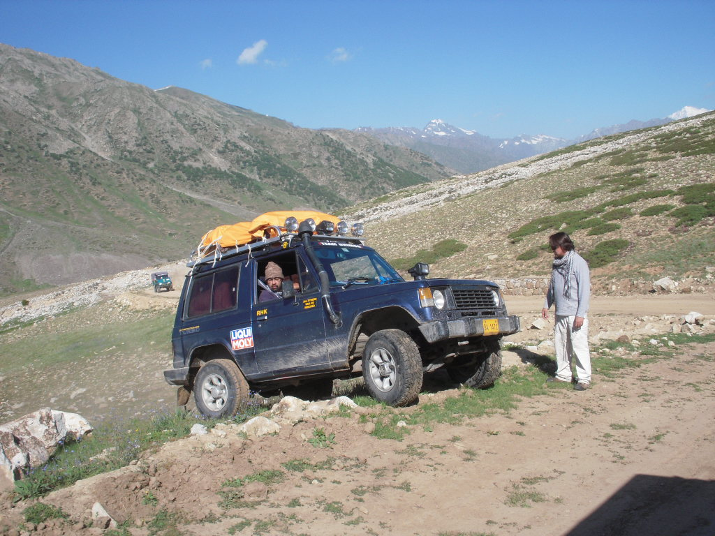 Team Unimog Punga 2011: Solitude at Altitude - 6029194231 5b70925bd0 b