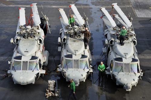 フリー写真素材, 乗り物, 航空機, ヘリコプター, SH- シーホーク, アメリカ海軍,