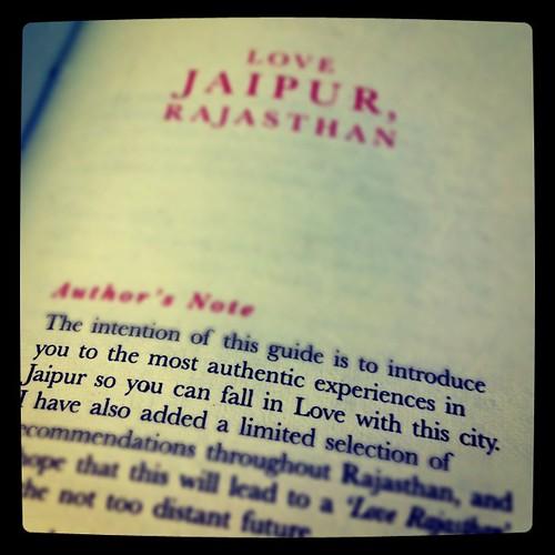 Love Jaipur