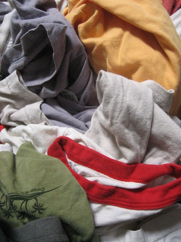 Old t-shirts