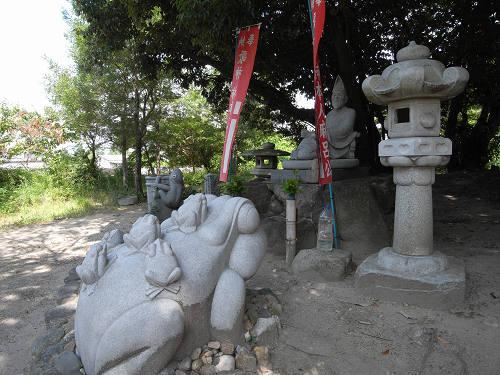 柿本寺跡(人麻呂の歌塚)-05