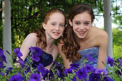 AHS_3107-small (lauren3838 photography) Tags: blue portrait girl twins md nikon mitzvah jewish petunia batmitzvah partydress catchycolorsviolet d700
