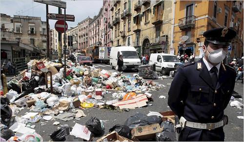 basura ciudades