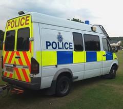 HERTS SPRINTER 1 (NW54 LONDON) Tags: riot 999 sprinter publicorder hertspolice hertfordshirepolice
