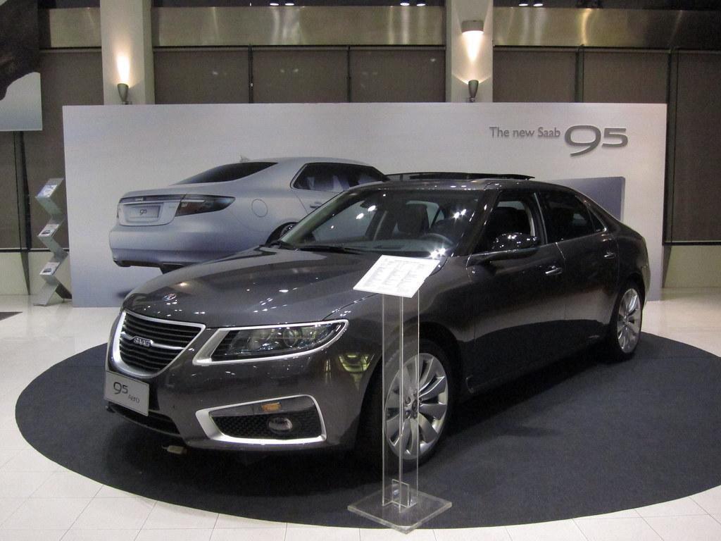 Saab New 95