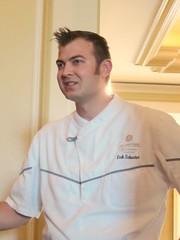 Chef Erik Schuster