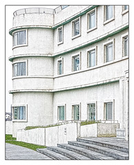 Midland_02A (Peter.Bartlett) Tags: architecture sony creative lancashire artdeco nik alpha 700 morecambe topaz digitallymanipulated midlandhotel nikcolorefex sonyalpha alpha700 sonyalpha700 topazdetail