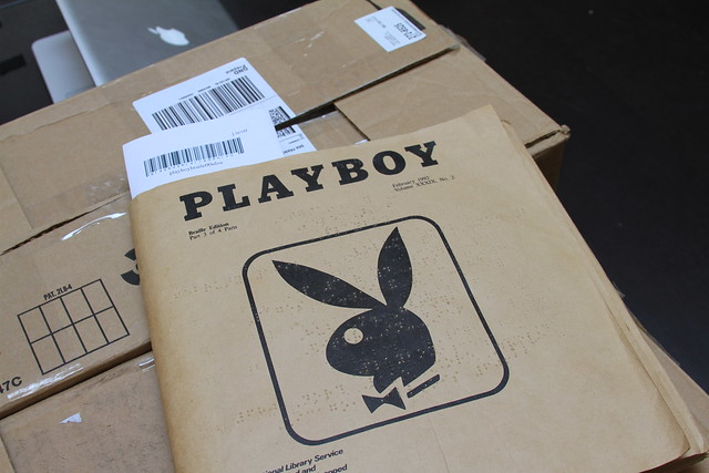 A Playboy is Ready