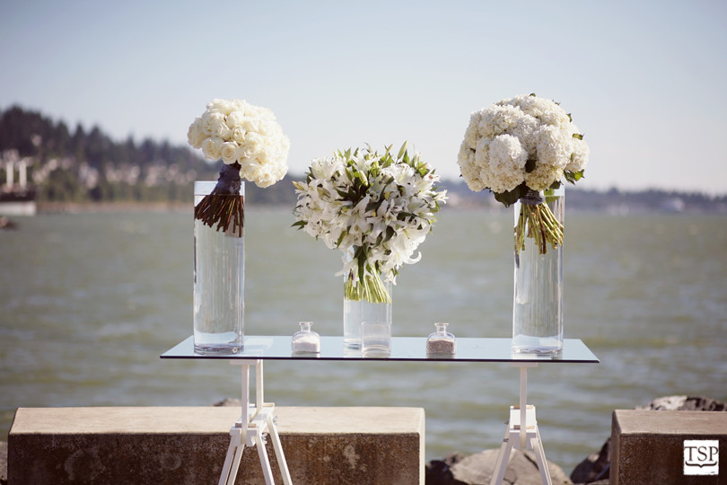 Steven Moore Designs Ceremony Decor
