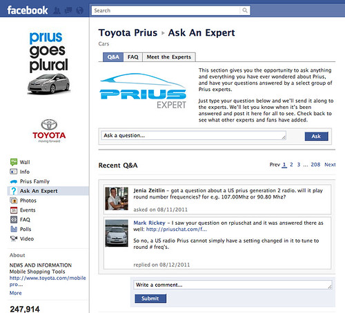 Toyota Prius Lindsey Montague 183 Acd 183 Art Director