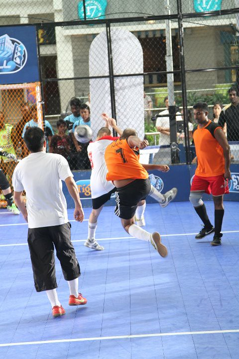 Tiger Street Football Sunway Giza