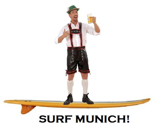 Surf Munich!